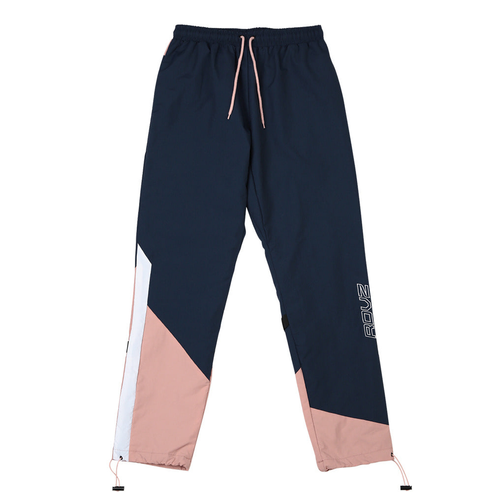 랑데부 DIAGONAL 3.0 WINDPANTS NAVY