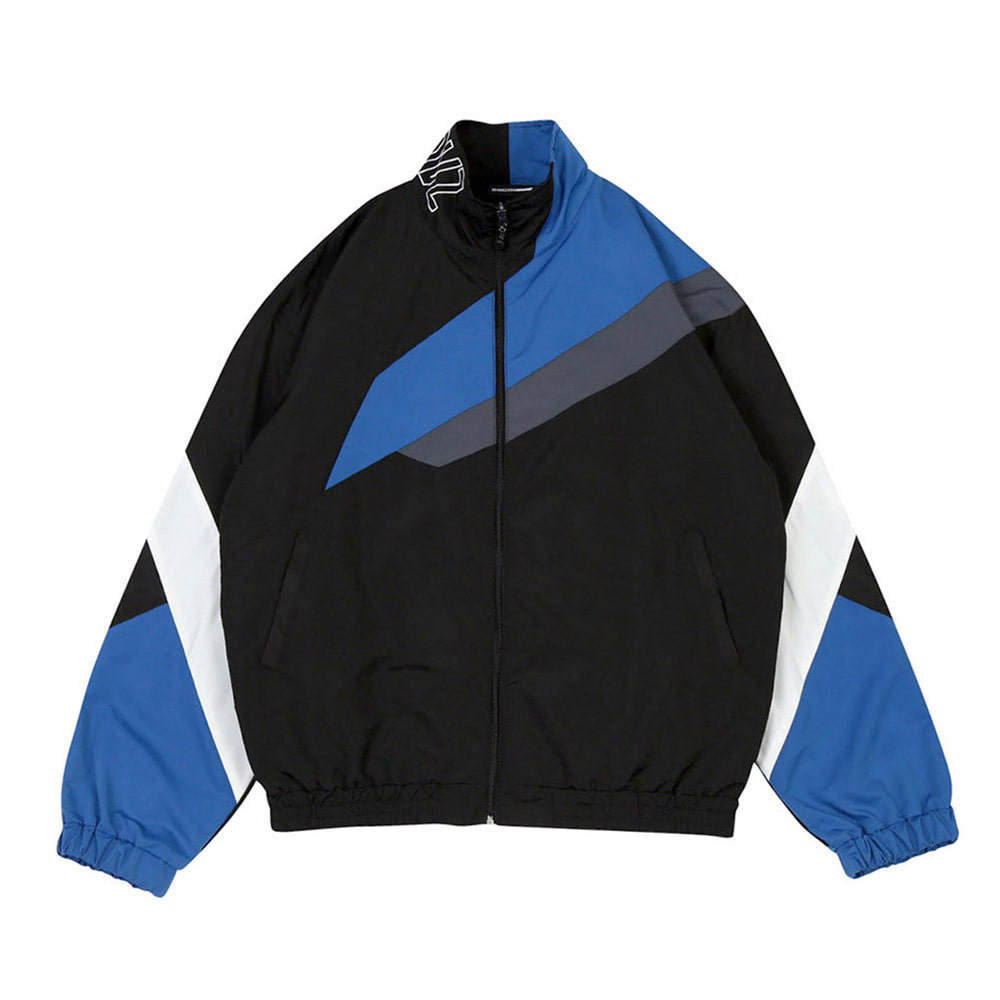 랑데부 DIAGONAL 2.0 WINDBREAKER BLACK