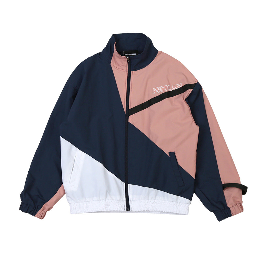 랑데부 DIAGONAL 3.0 WINDBREAKER NAVY