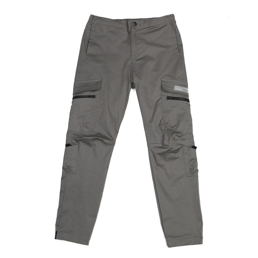 랑데부 UTILITY POCKET CARGO PANTS GREY