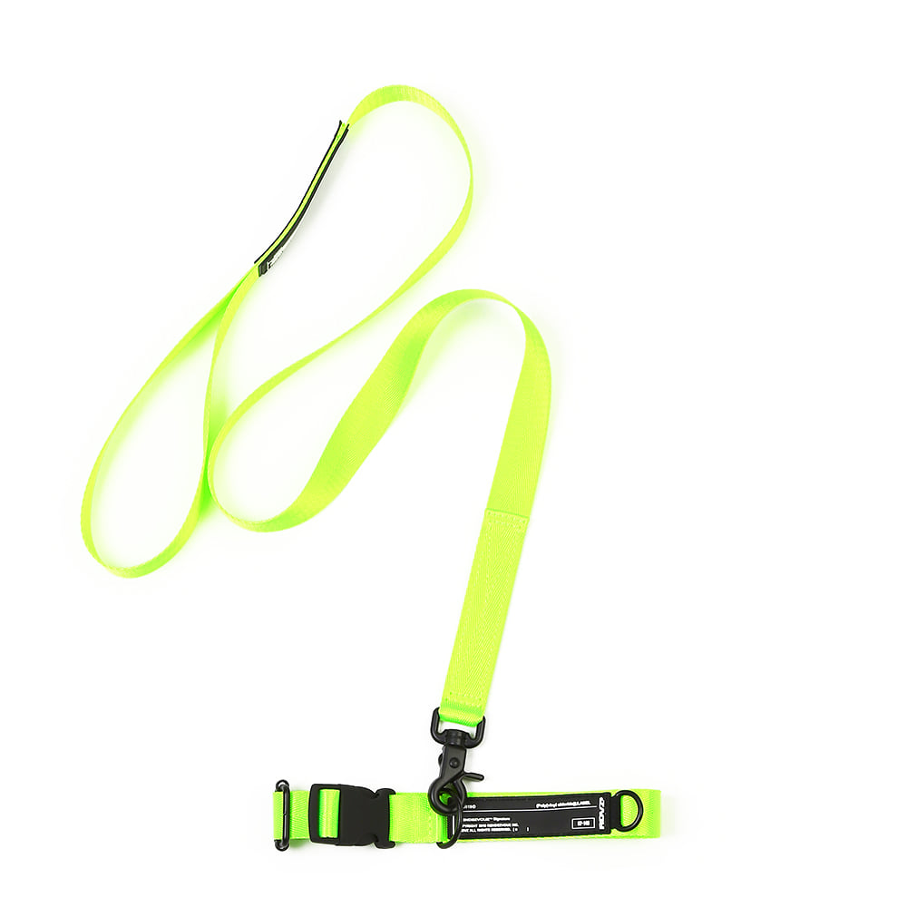 랑데부 COLOR DOG LEASH LIME