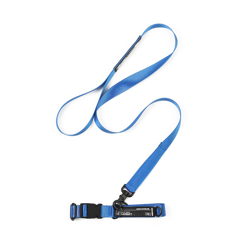 랑데부 COLOR DOG LEASH BLUE