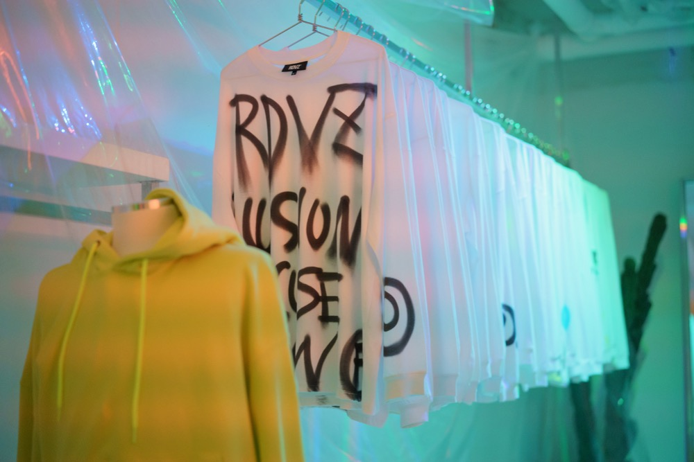 랑데부 RDVZ® (Rdvz®(illusion psychedelic));19FW 09.07 ~ 09.08 Pop-Up Store