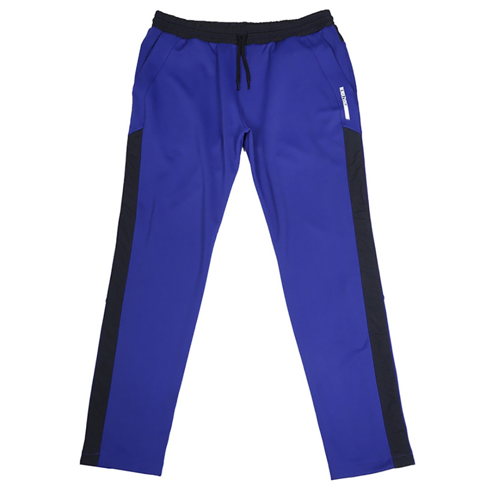 랑데부 Side Block Track Pants Blue