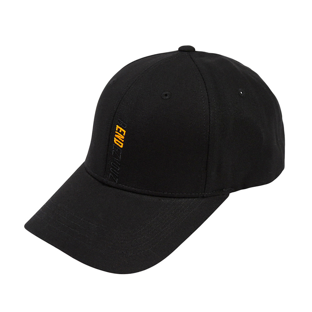 랑데부 END BALL CAP BLACK